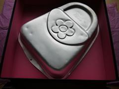 Heart Shaped Cake Tin Hire